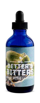 Black Pepper Cardamom - 120 ml (40%)