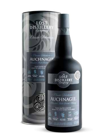 Auchnagie Whisky - 70 cl (43%)