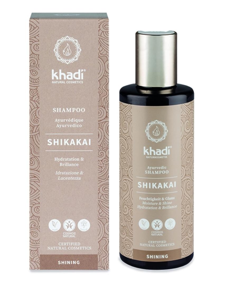 Shampoo Shikakai