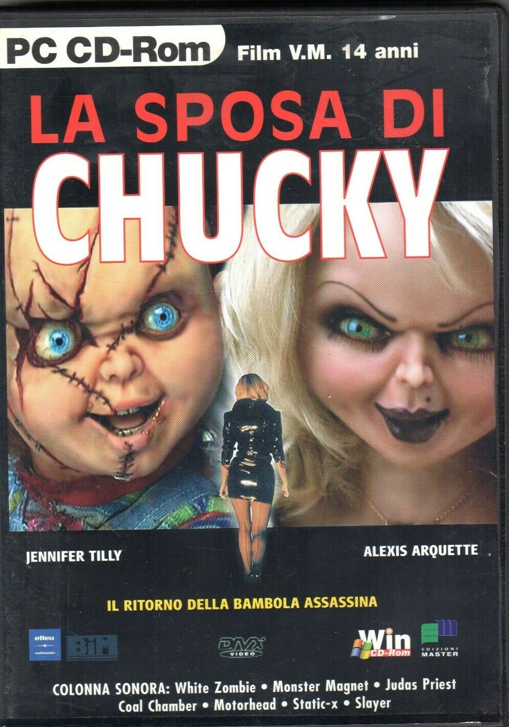 LA SPOSA DI CHUCKY (divx)