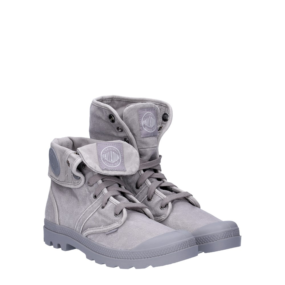 Palladium Pallabrouse Baggy canvas grey