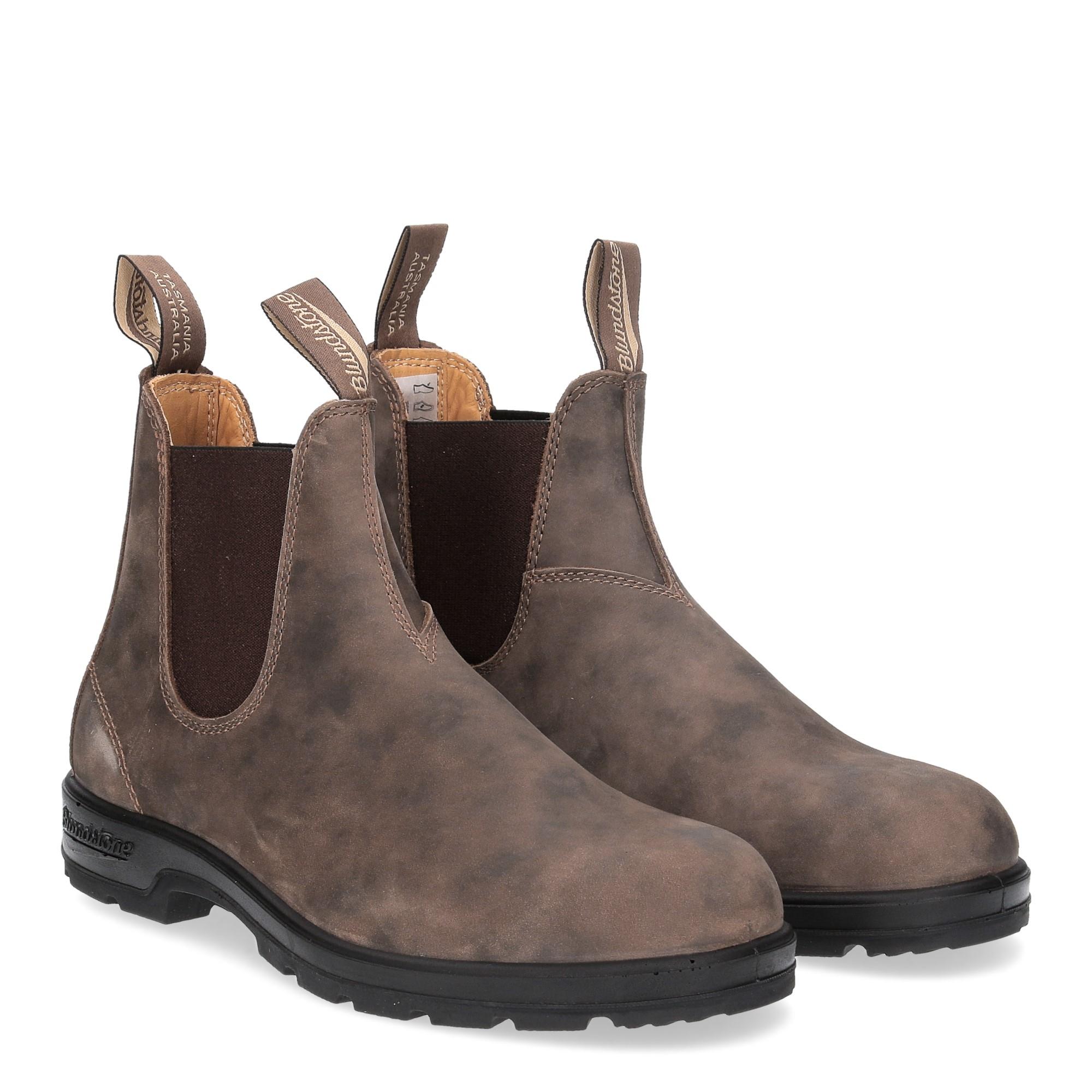 Blundstone 585 rustik brown