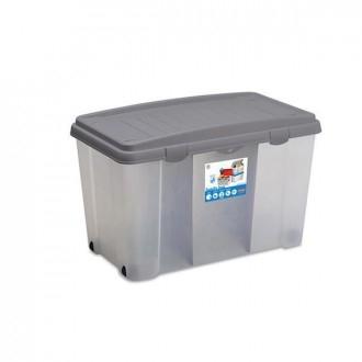 STEF/FAMILY BOX TRSP+COP.SIL.80X47X51H