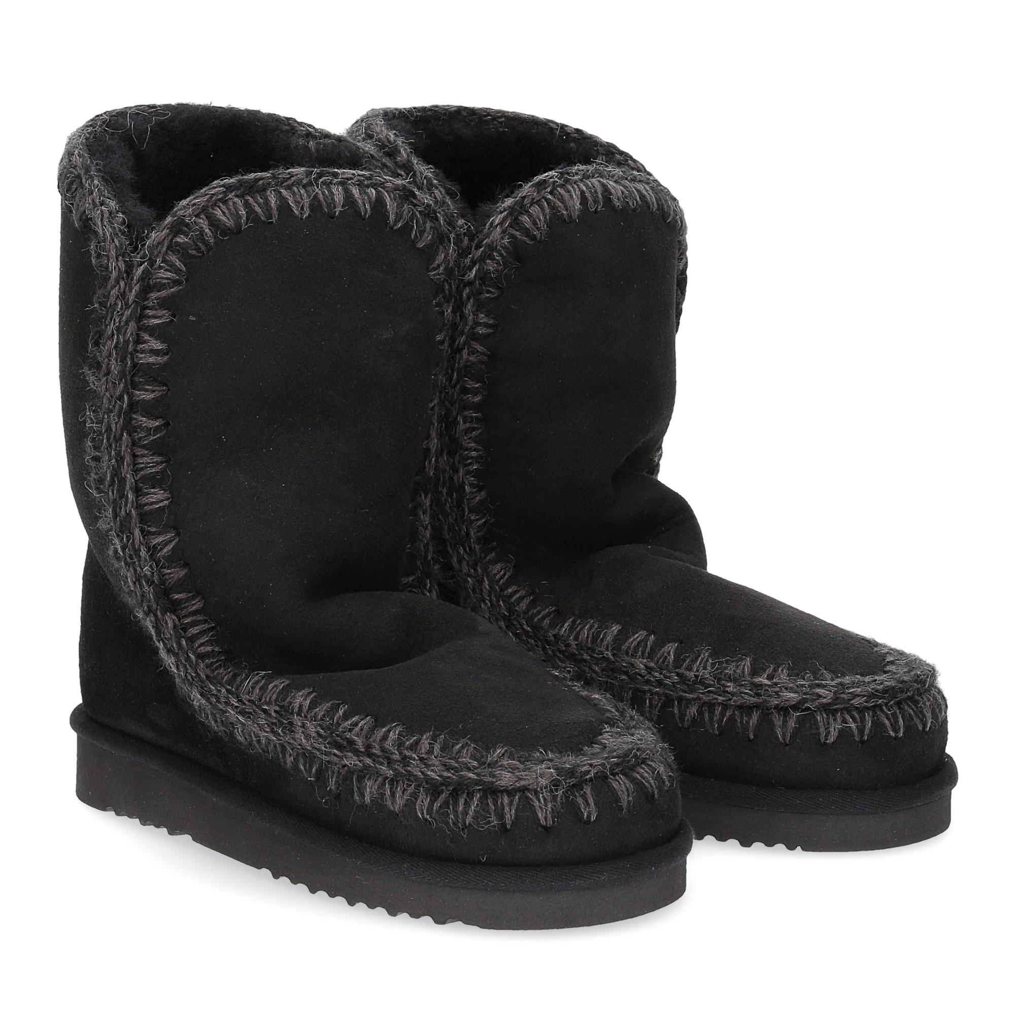Mou Eskimo Boot 24 Black