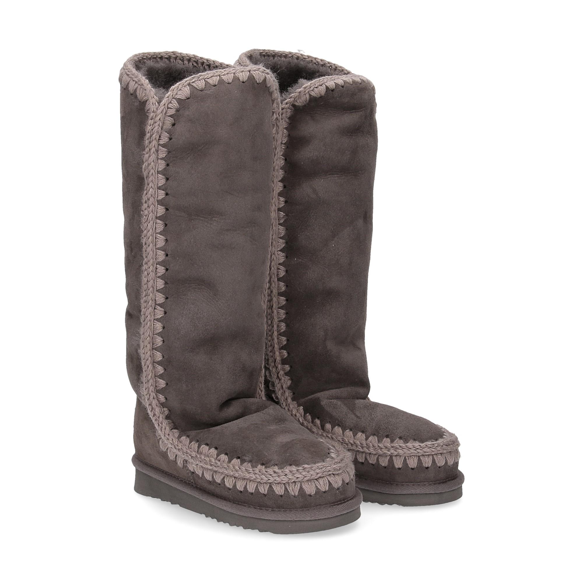 Mou Eskimo Boot 40 Charcoal