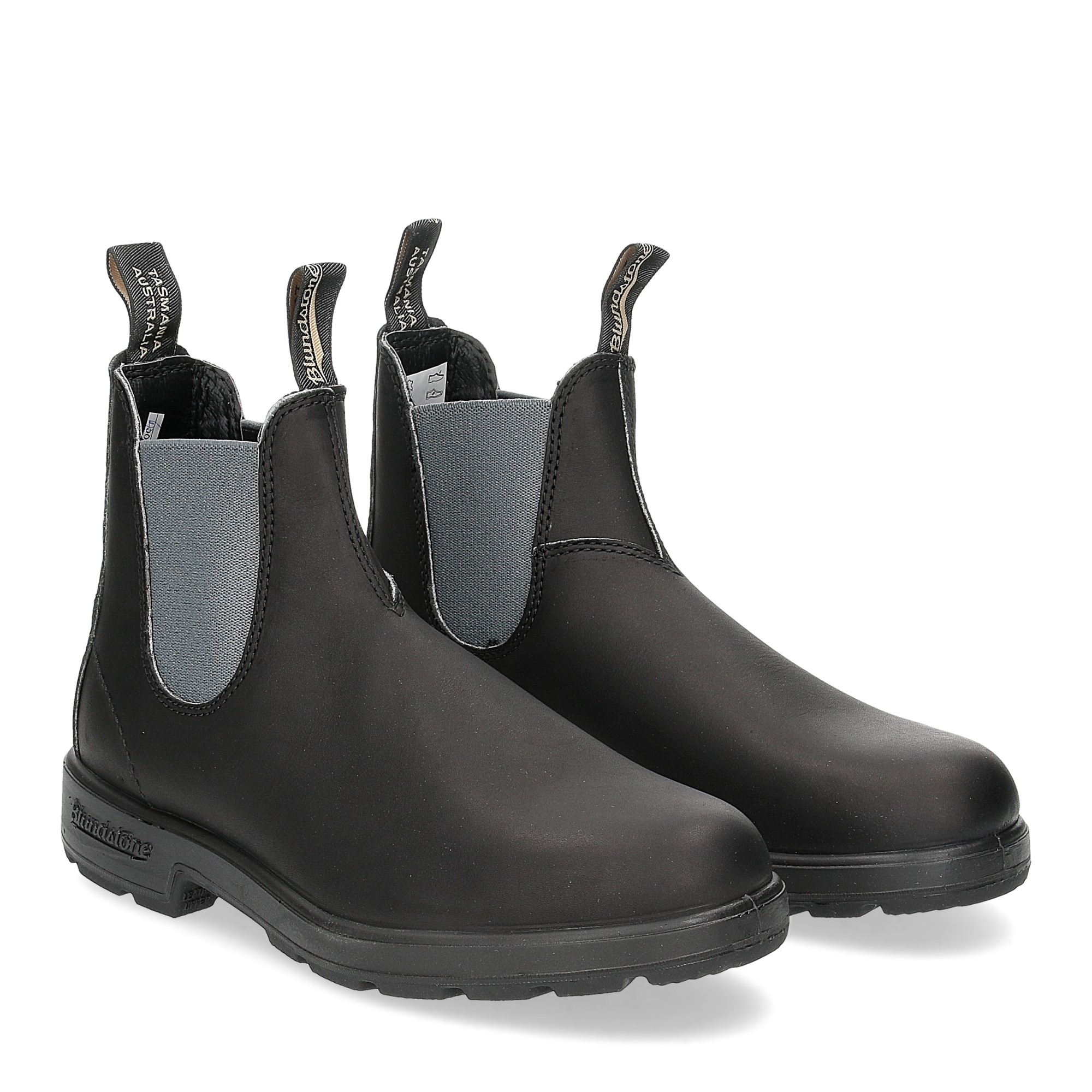 Blundstone 577 black grey