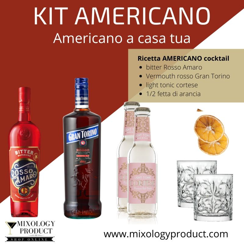 KIT AMERICANO COCKTAIL