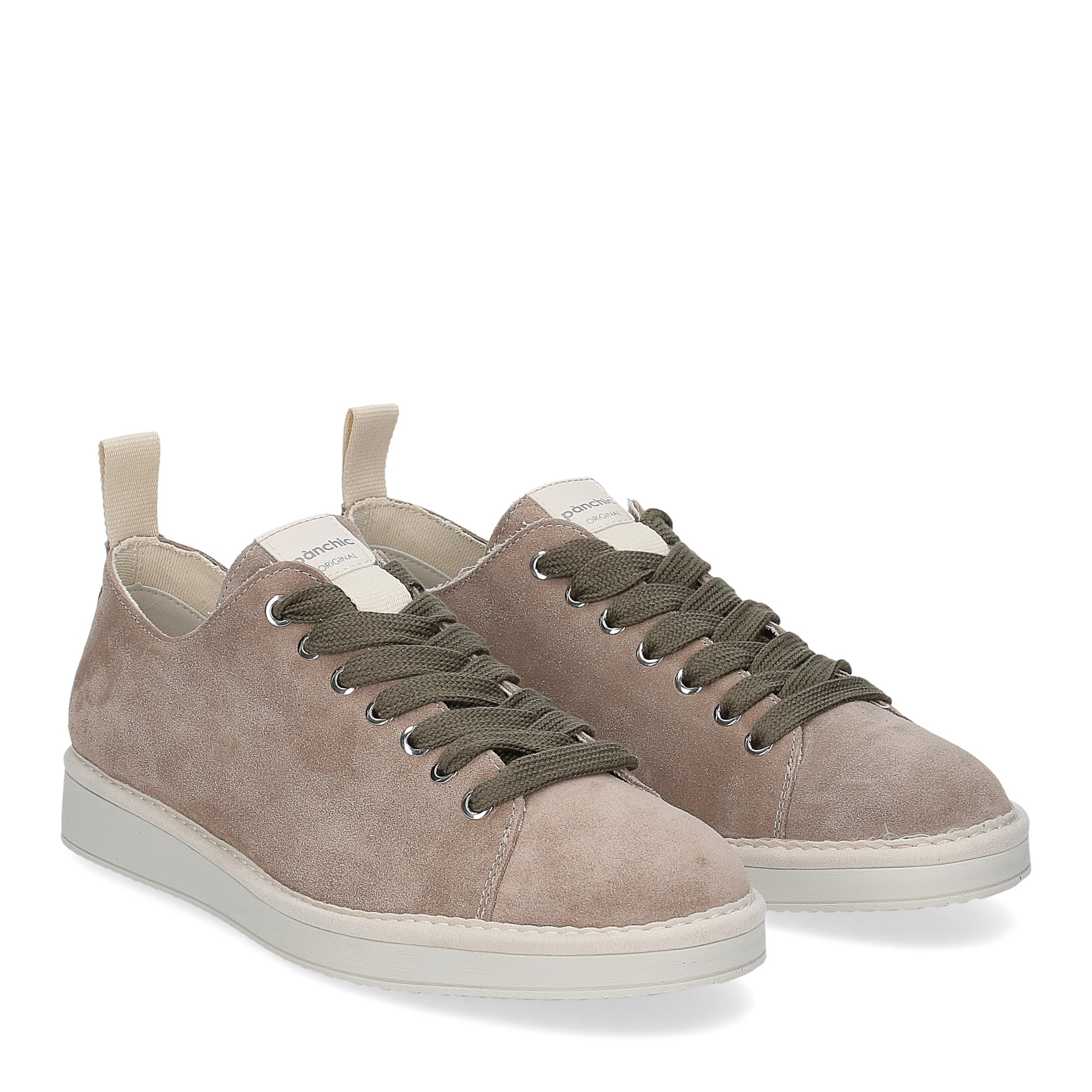 Panchic P01M suede earth caribou