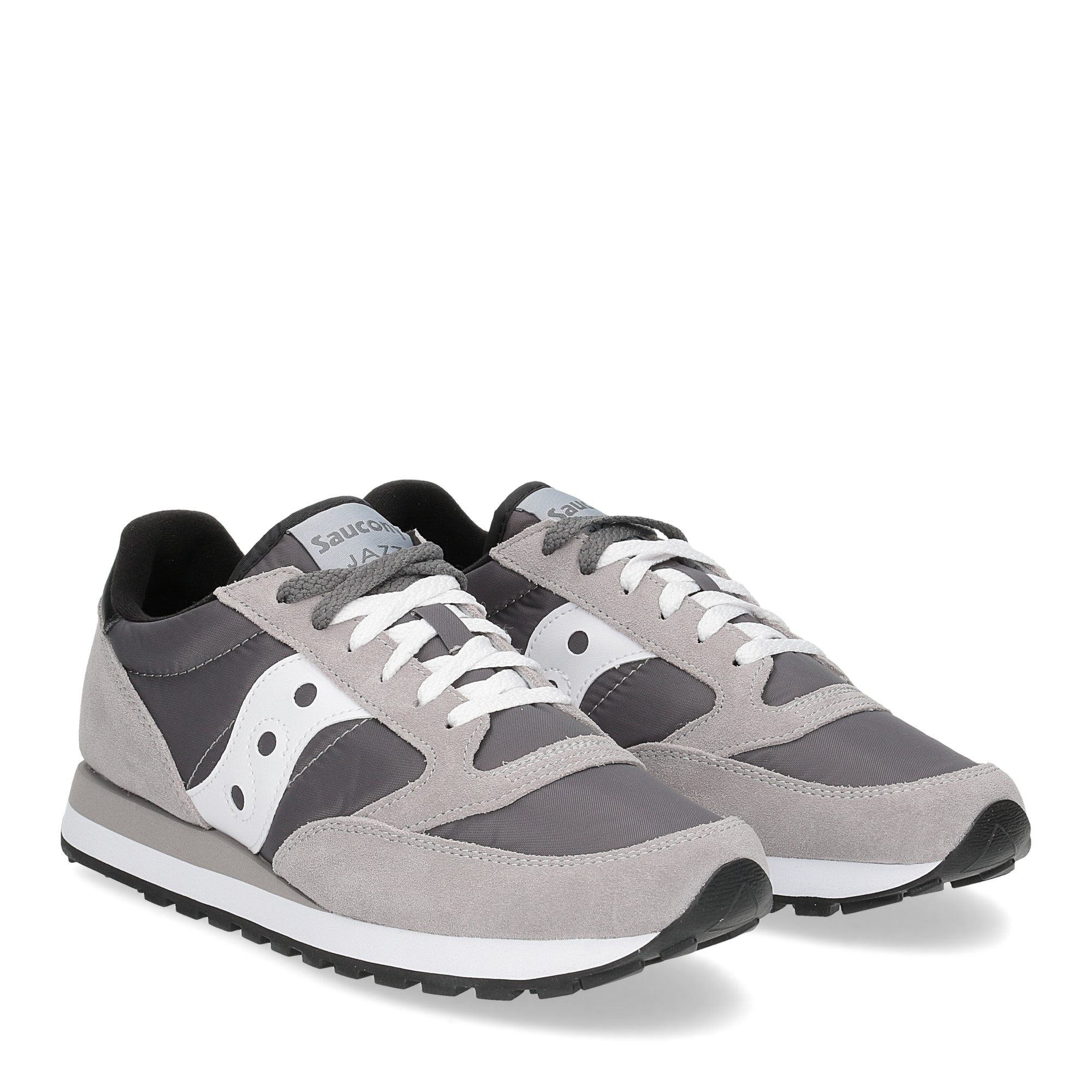Saucony Jazz Original dark grey white