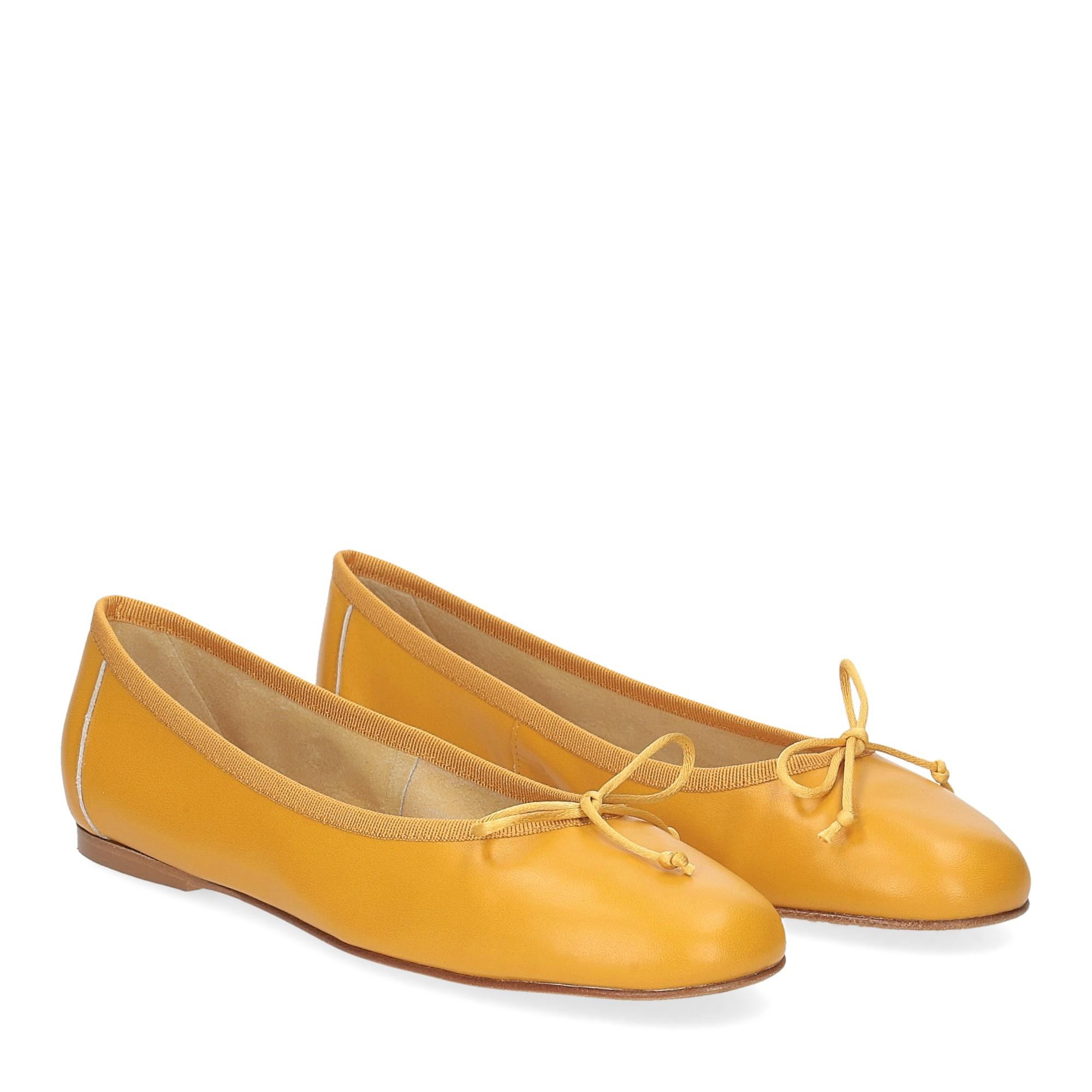 Micina Ballerina G700SF nappa gialla