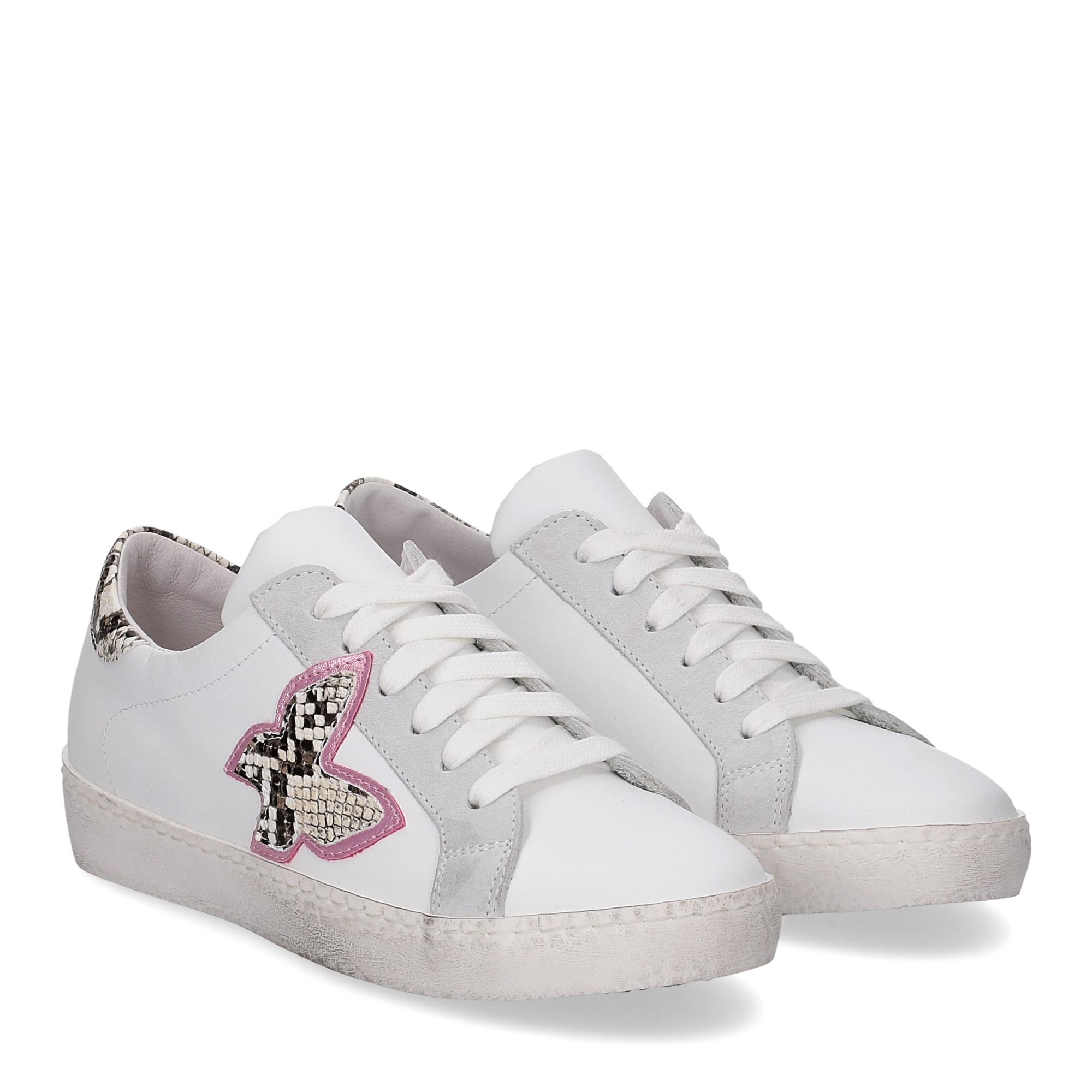 Il Laccio Sneaker Bianca