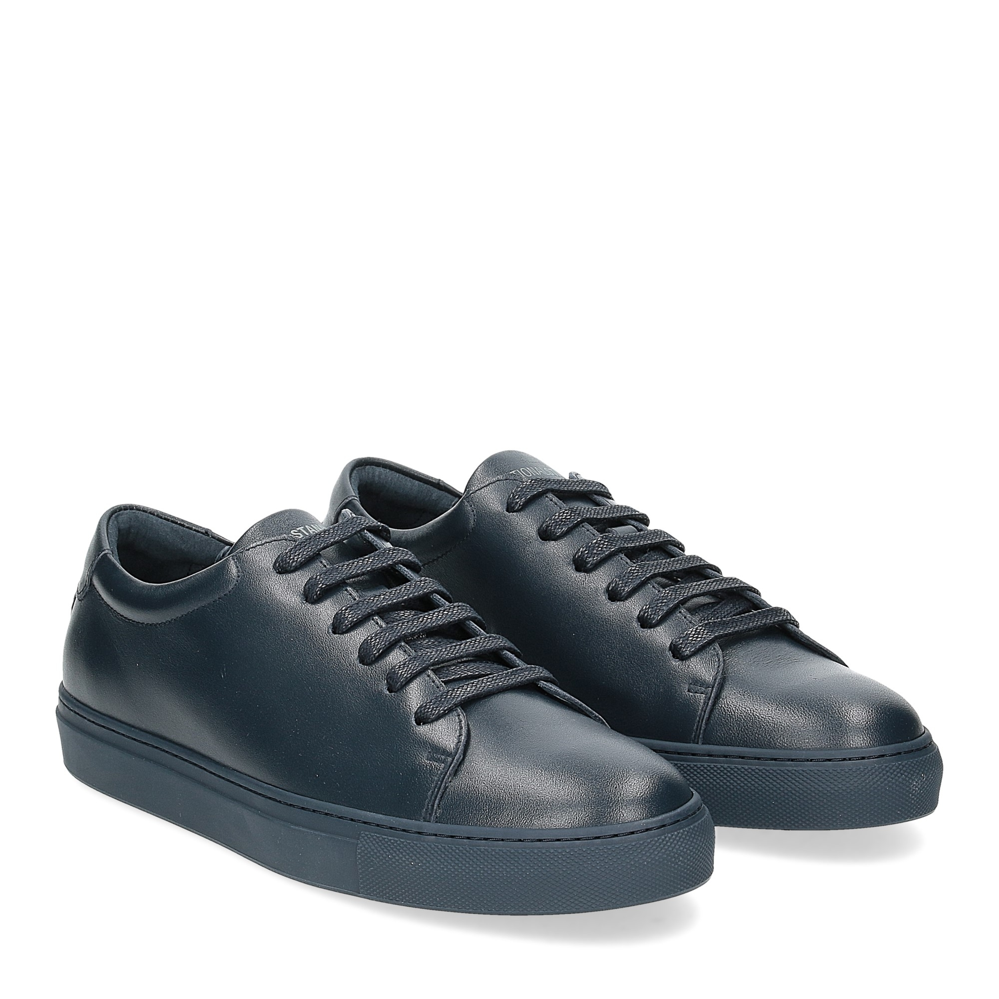 National Standard Sneaker navy monochrome