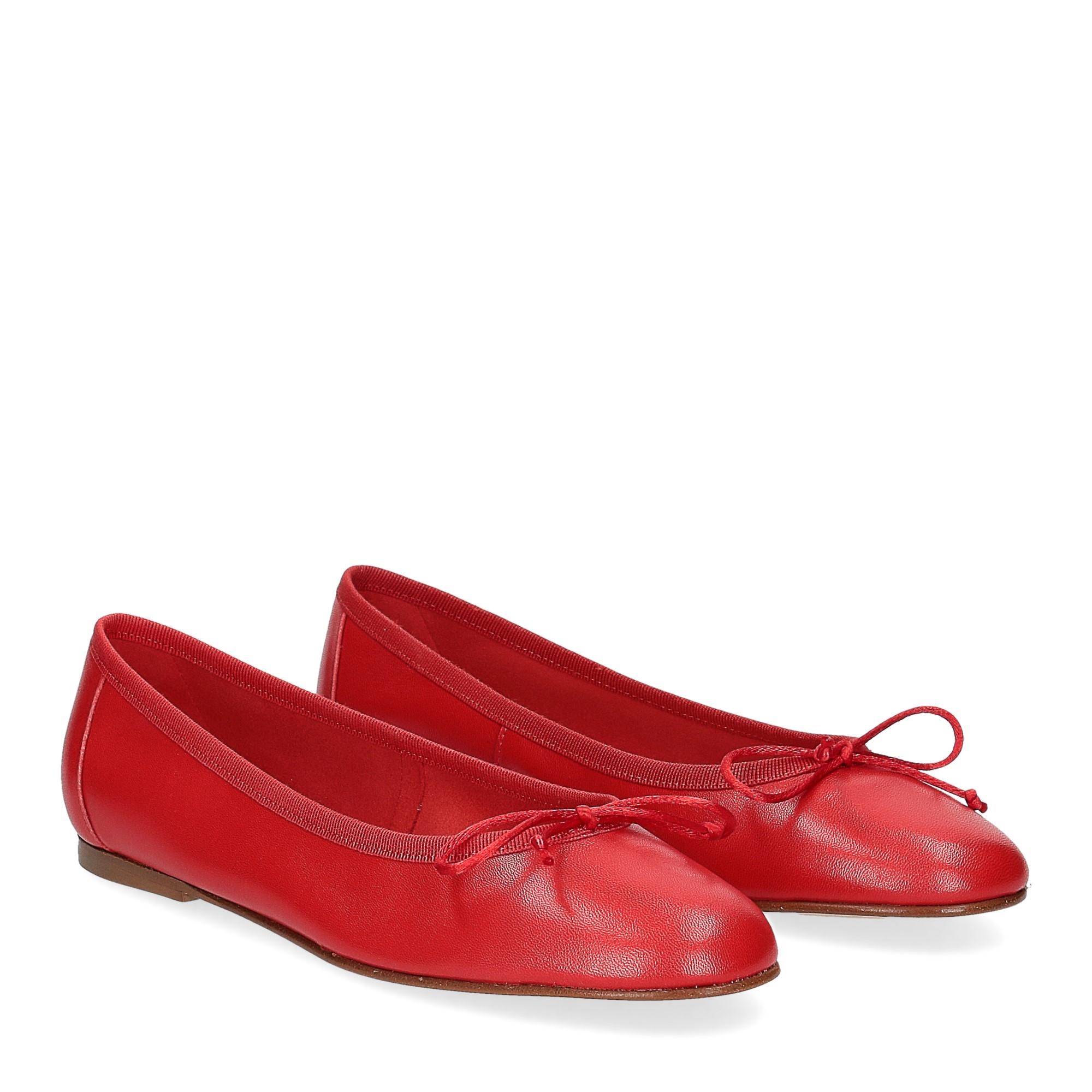 Micina Ballerina G700SF nappa rossa