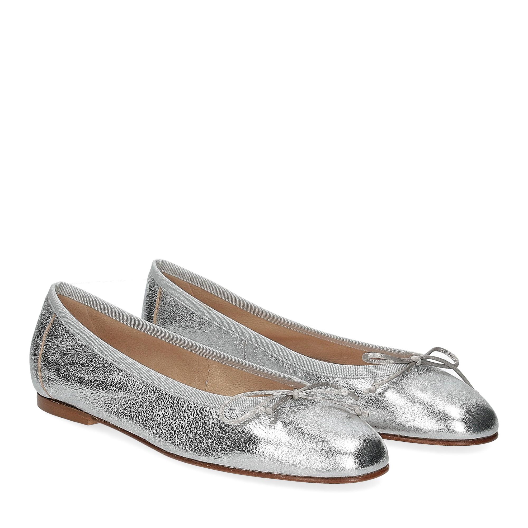 Micina Ballerina G700SF pelle argento