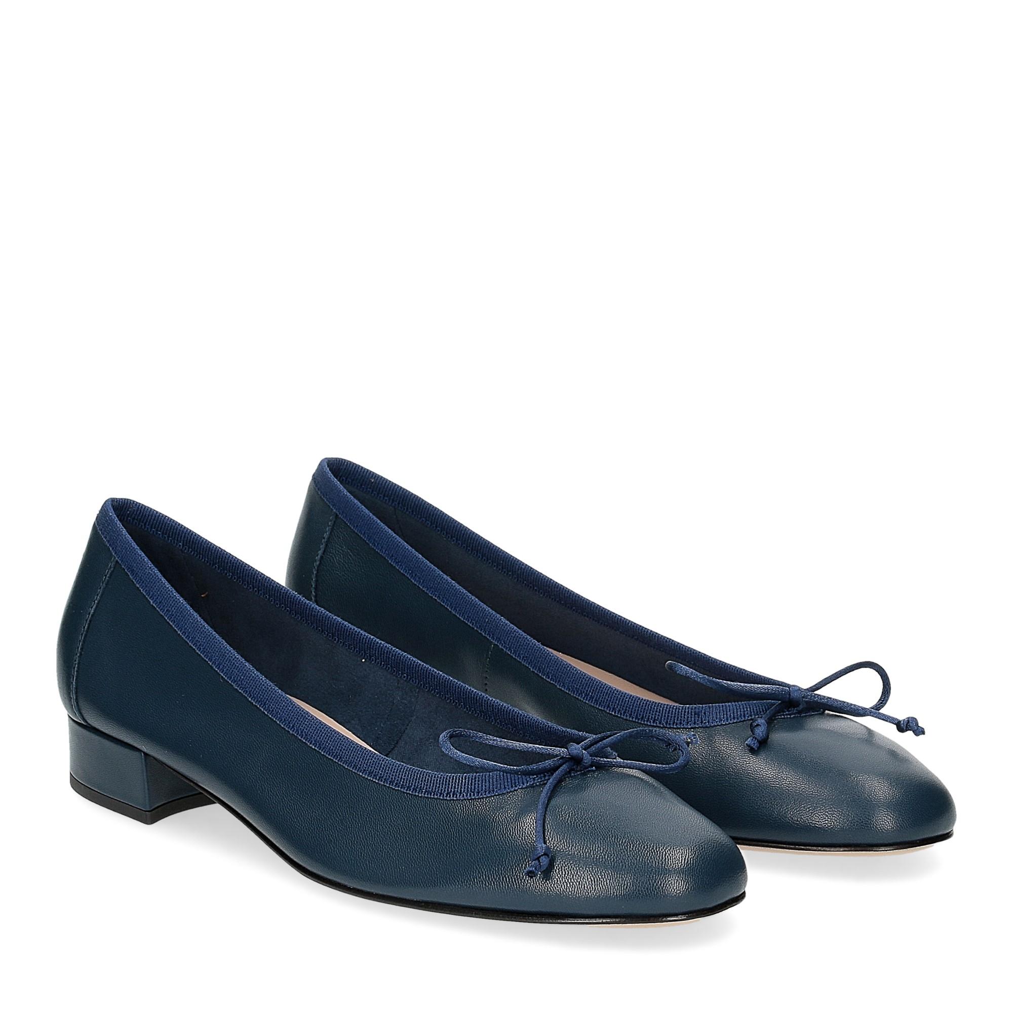 Micina Ballerina L1010SF nappa blu
