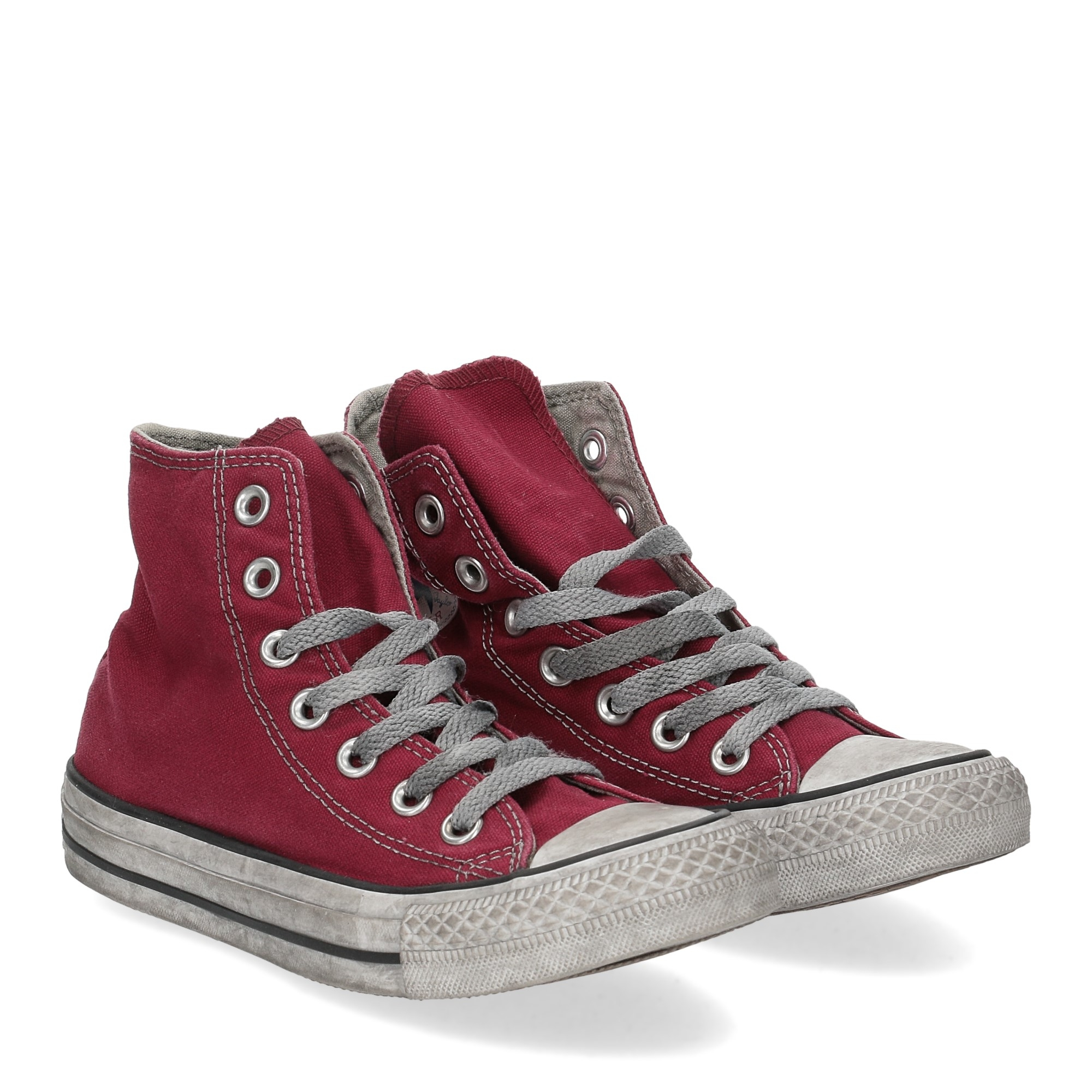 Converse All Star Hi Canvas Limited Edition maroon bordeaux