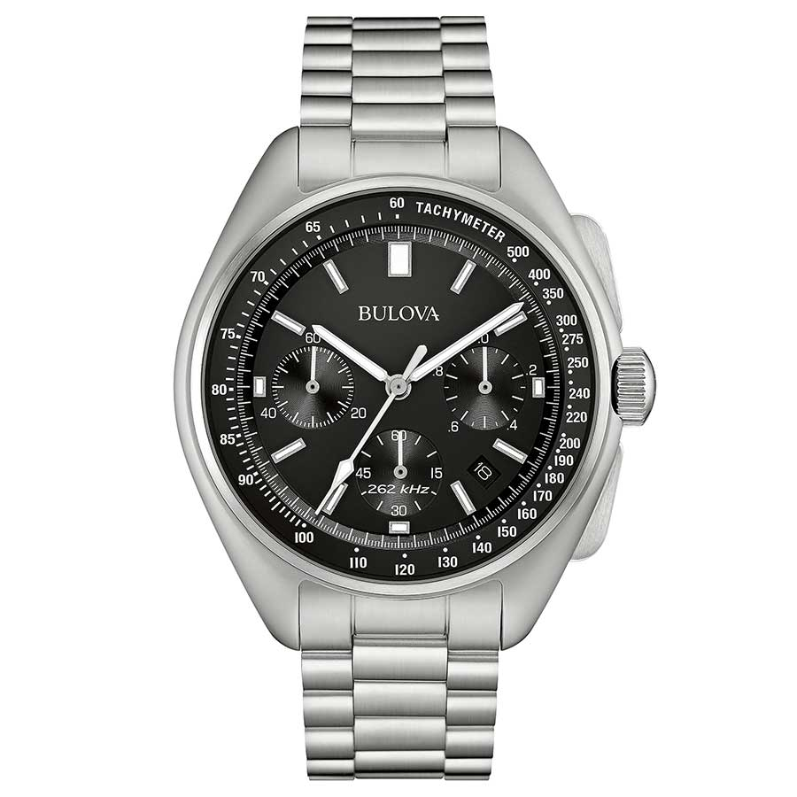 BULOVA MOON WATCH-Cronografo da uomo