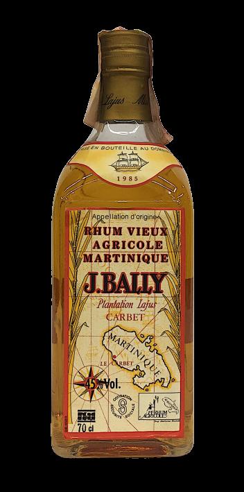 Rhum Bally ris. 1985