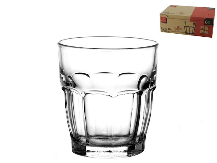 Bicchieri in vetro rockbar 20cl