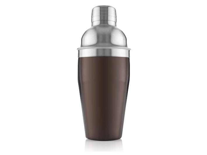Shaker in acciaio inox colorato