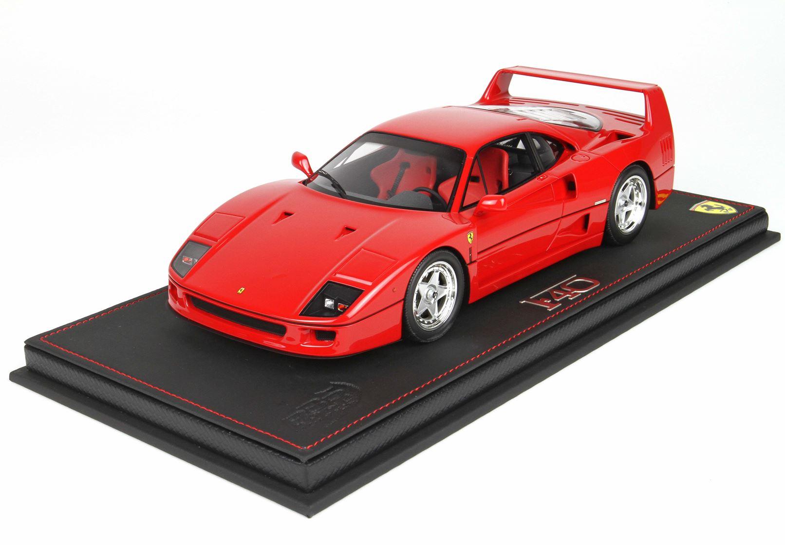 Ferrari F40 Red 1/18