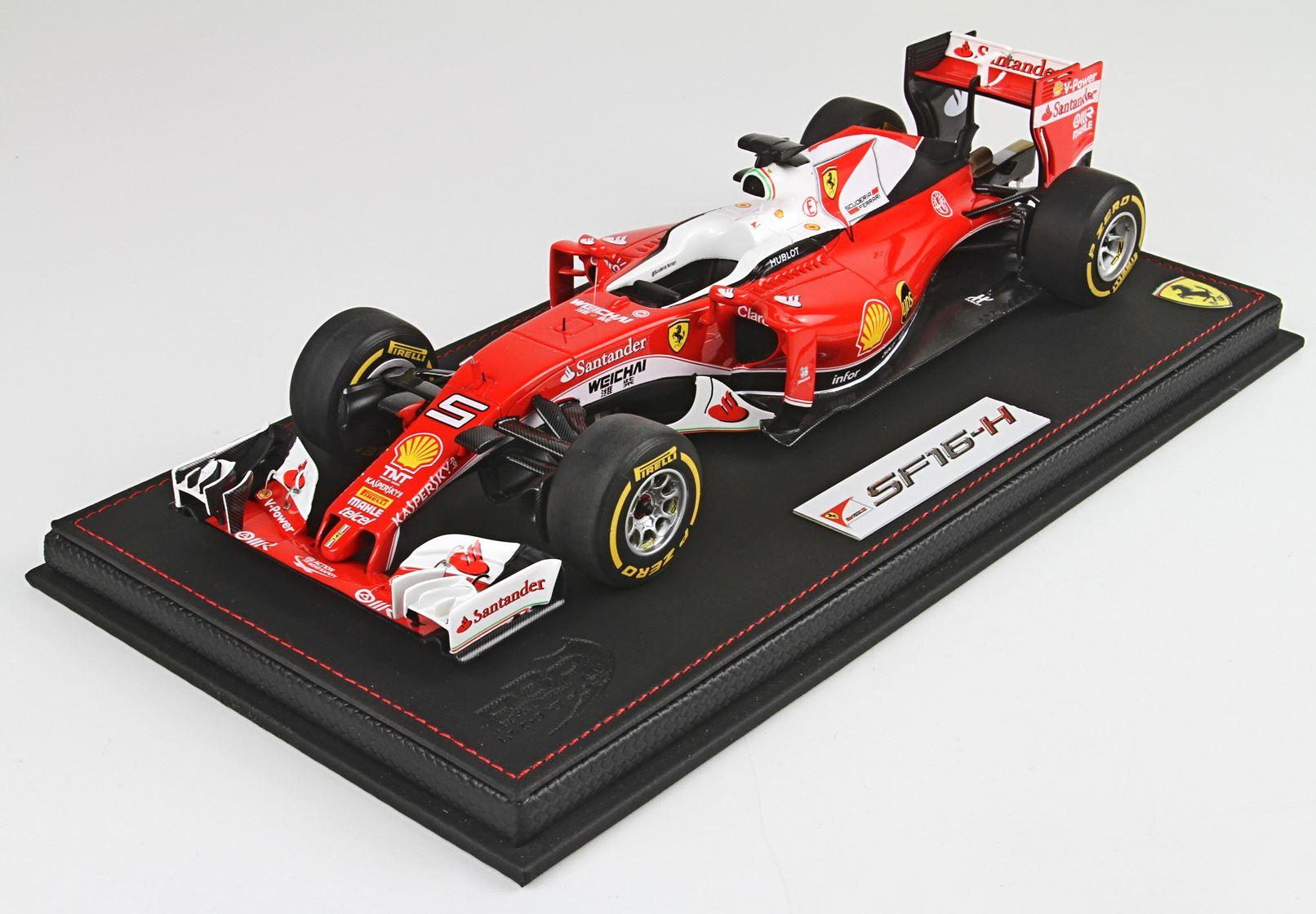 Ferrari SF 16H F1 GP Australian 2016 Vettel 1/18