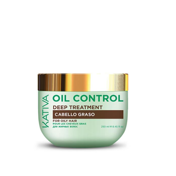 Kativa Oil Control Deep Treatment 250ml