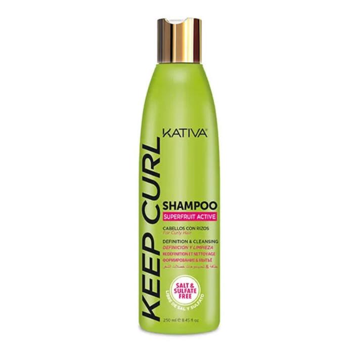 Kativa Keep Curl Shampoo 250ml