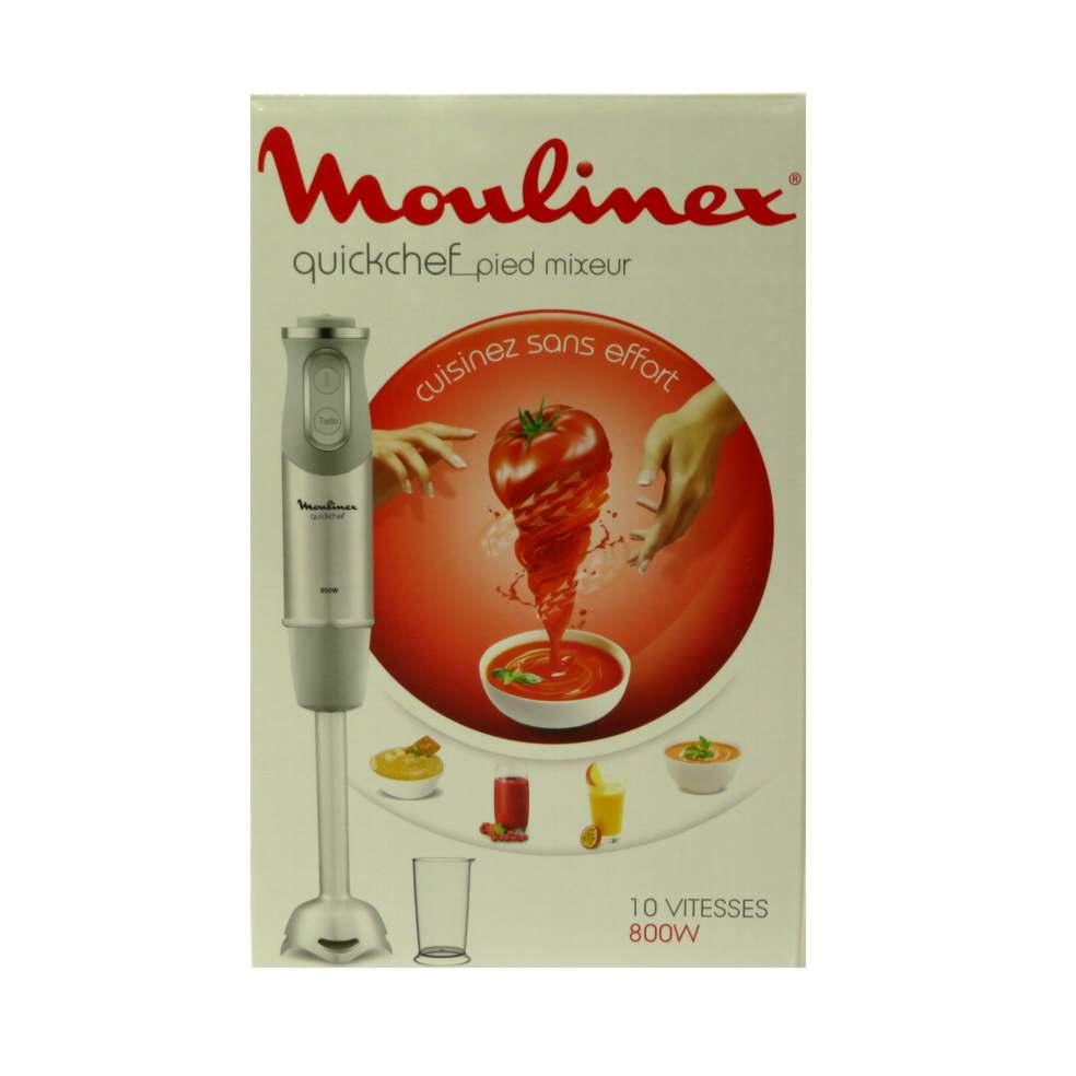 Frullatore immersione Moulinex 800w