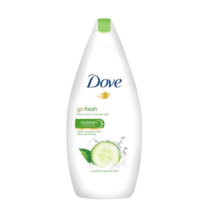 Dove Go Fresh Gel Doccia Idratante 500ml