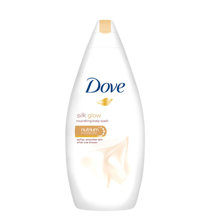 Dove Silk Glow Gel Doccia Idratante 750ml