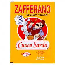 ZAFFERANO CUOCO SARDO 0,375