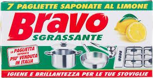 BRAVO PAGLIETTA SAPONATA