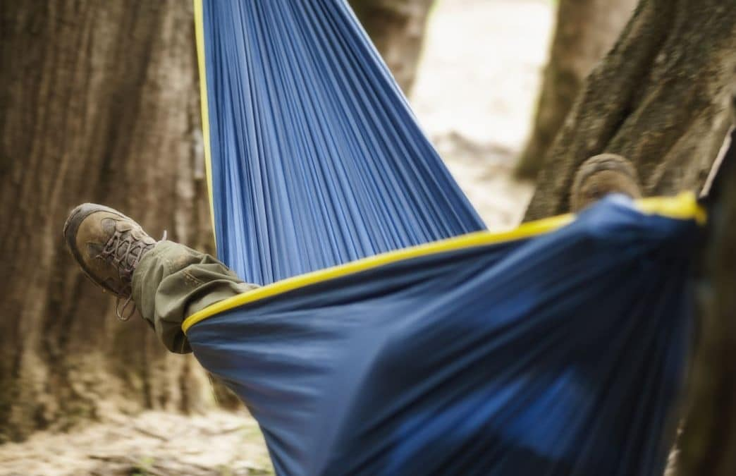 Garmont - 7 Tips for Winter Hammock Camping
