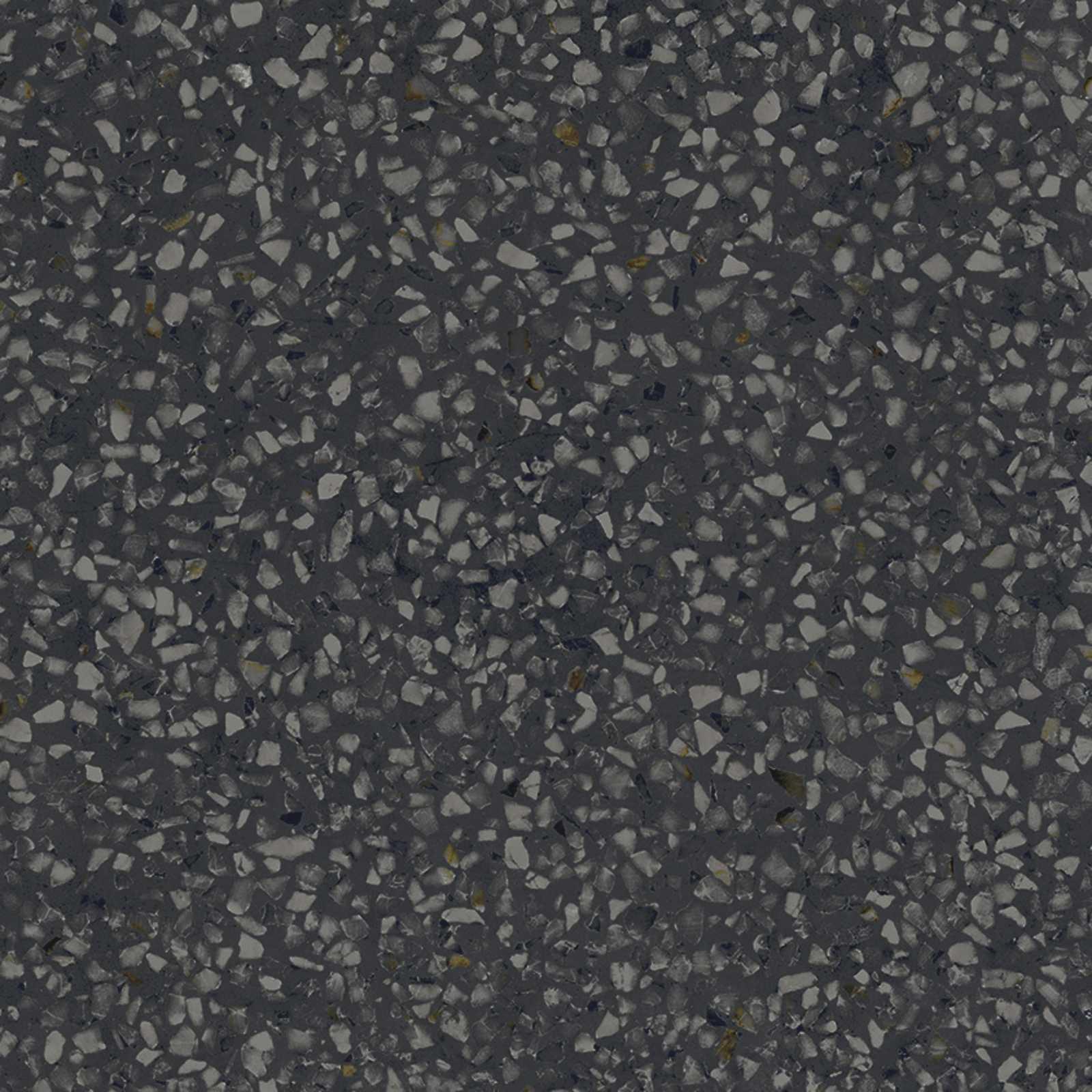 D_SEGNI SCAGLIE    200X200 BLACK - (Euro/Mq 26,23)