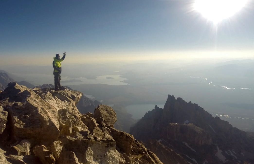 Garmont - A Grand Gesture: Summiting the Most Magnificent Peak in the Tetons