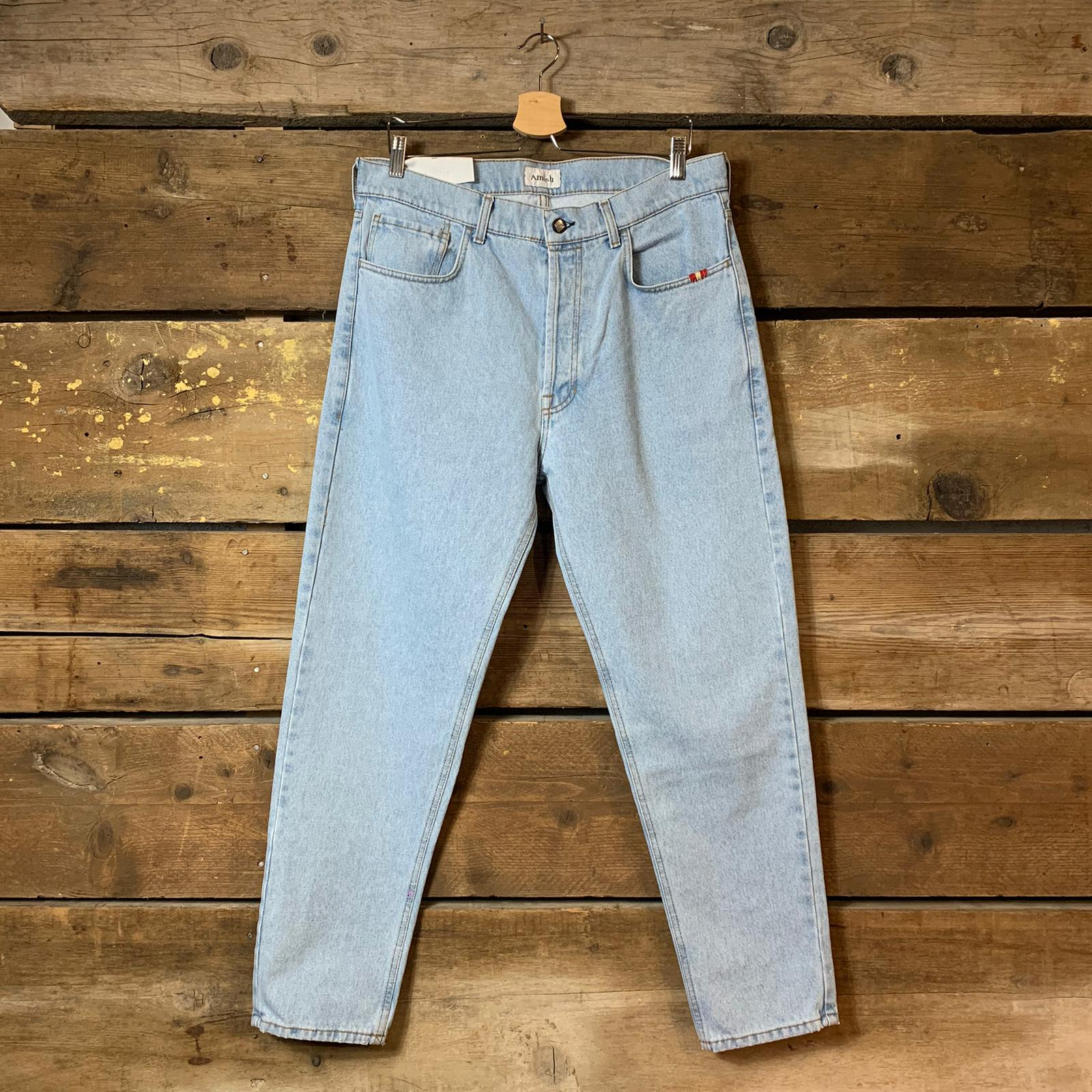 Jeans Amish Supplies Jeremiah Azzurro Chiaro