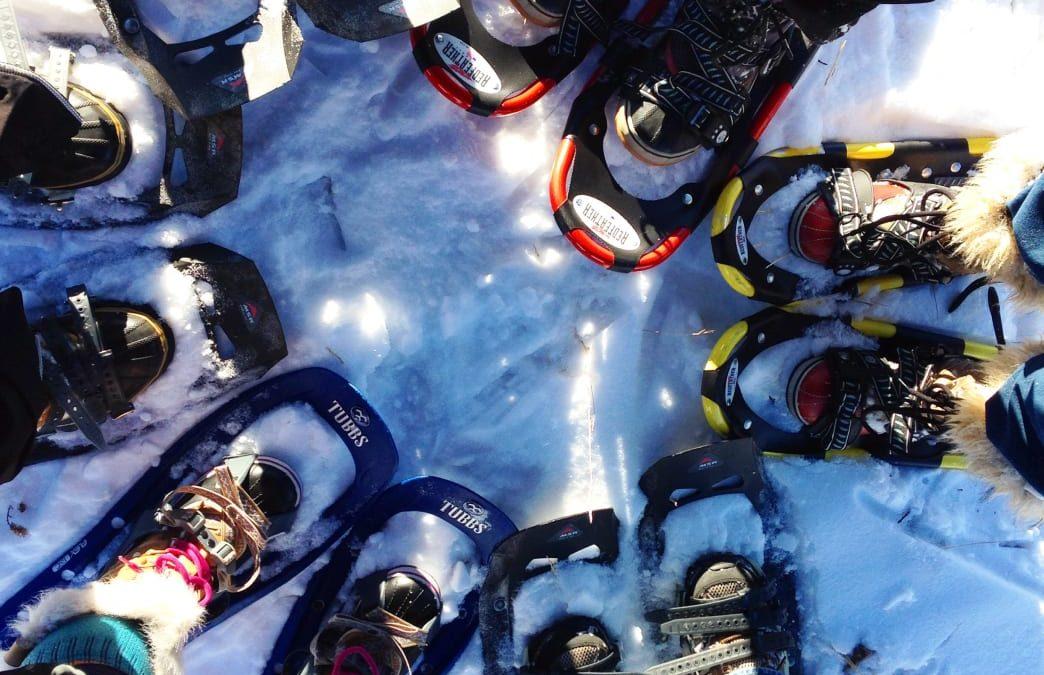 Garmont - Snowshoeing 101 for Minneapolitans