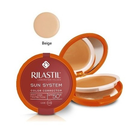 Rilastil Sun System 50+ - 01 Beige