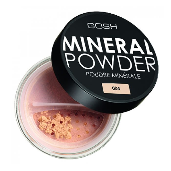 Gosh Mineral Powder 004 Natural 8g