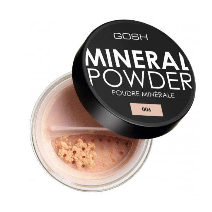 Gosh Mineral Powder 006 Honey 8g