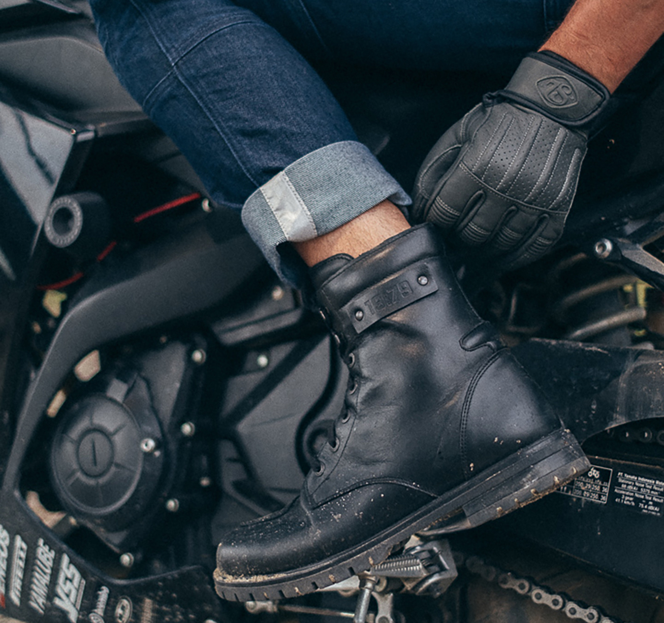 5 suggestions to wear motorcycle boots