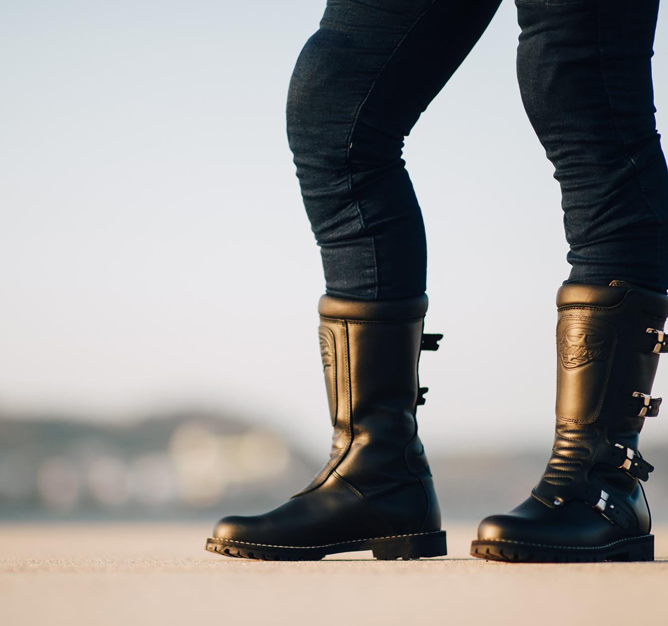 Le migliori scarpe da moto e come sceglierle