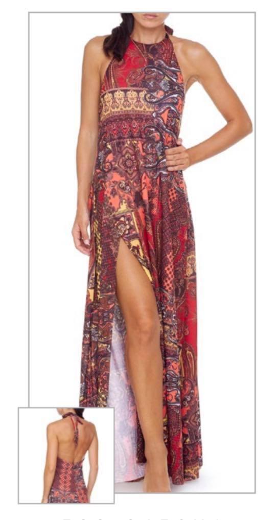 Long Dress F**K F20-0479X1