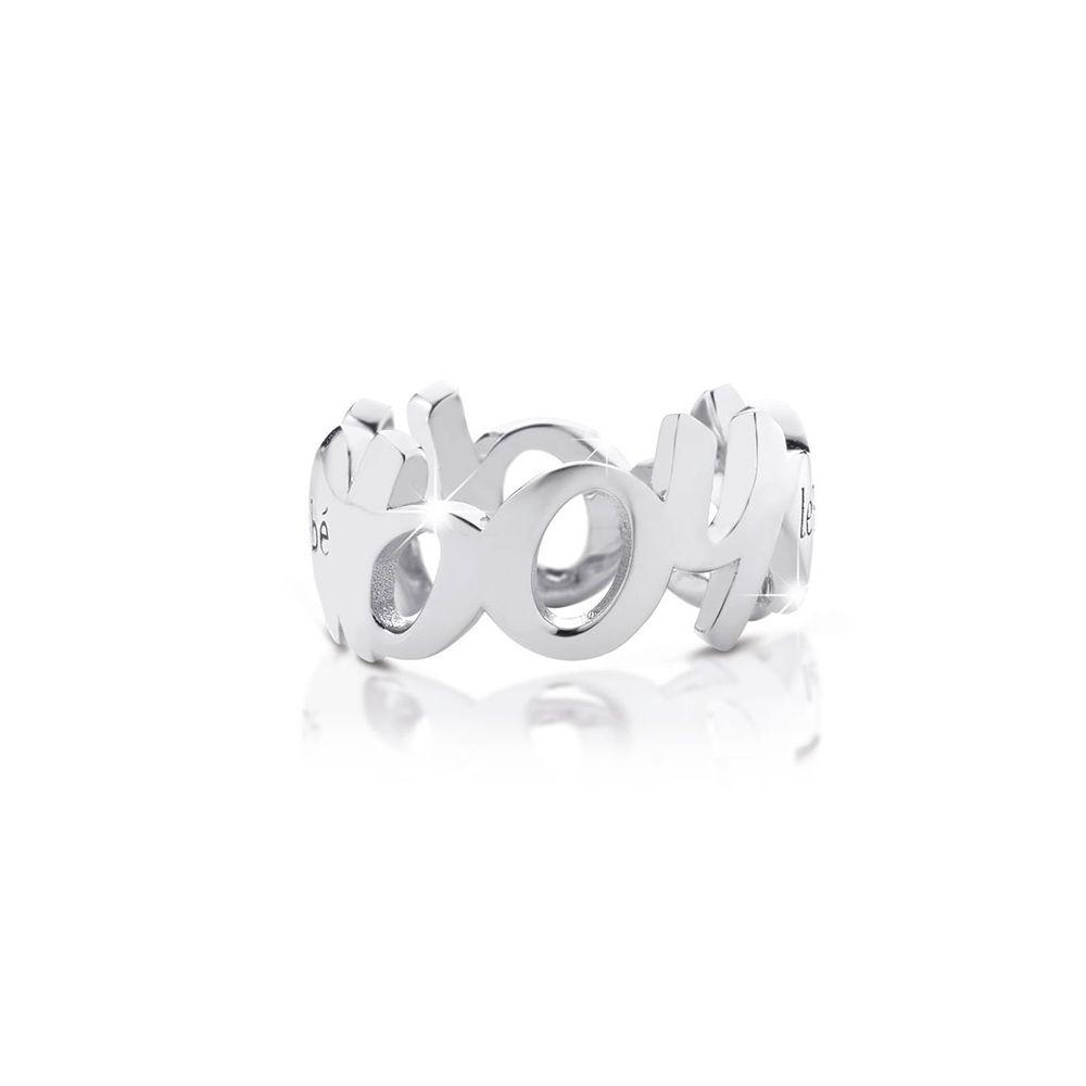 Elemento decorativo componibile Suonamore in argento - BOY