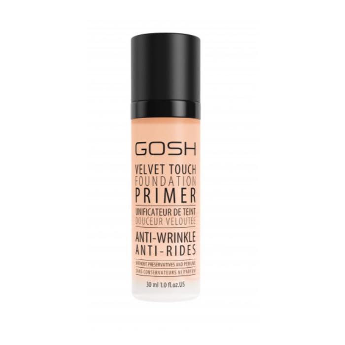 Gosh Velvet Touch Foundation Primer Primer Anti-Wrinkle 30ml