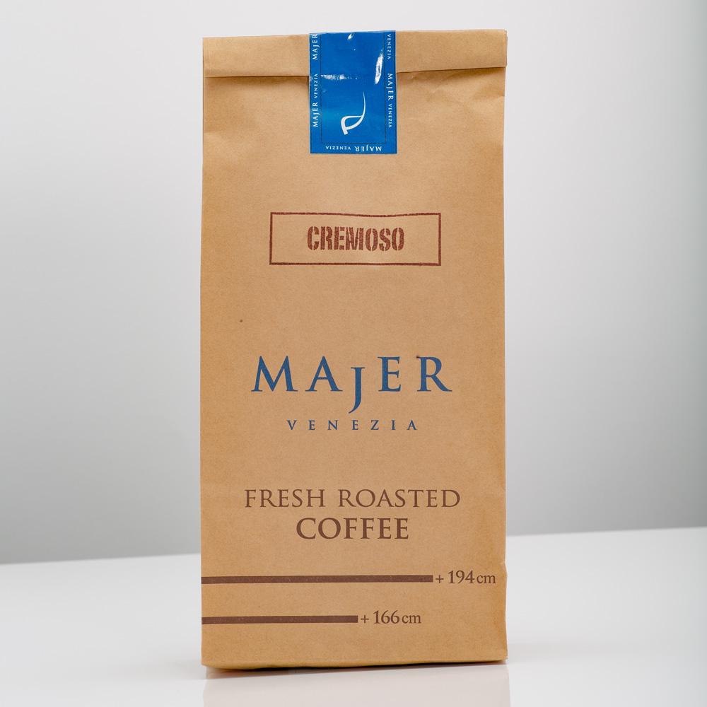 Caffè Majer in grani Cremoso  -  1000gr