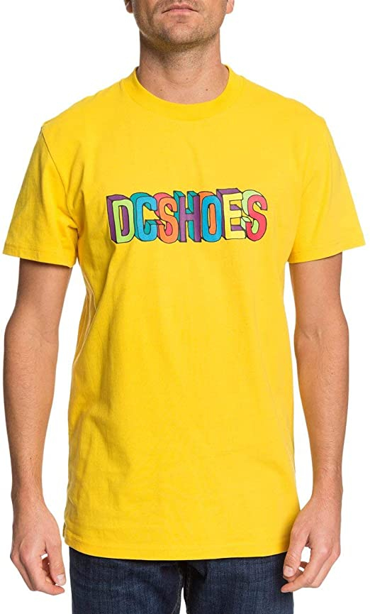 T-Shirt DC Color Blocks