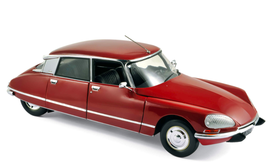 Citroën DS 23 Pallas 1973 Massena Red 1/18