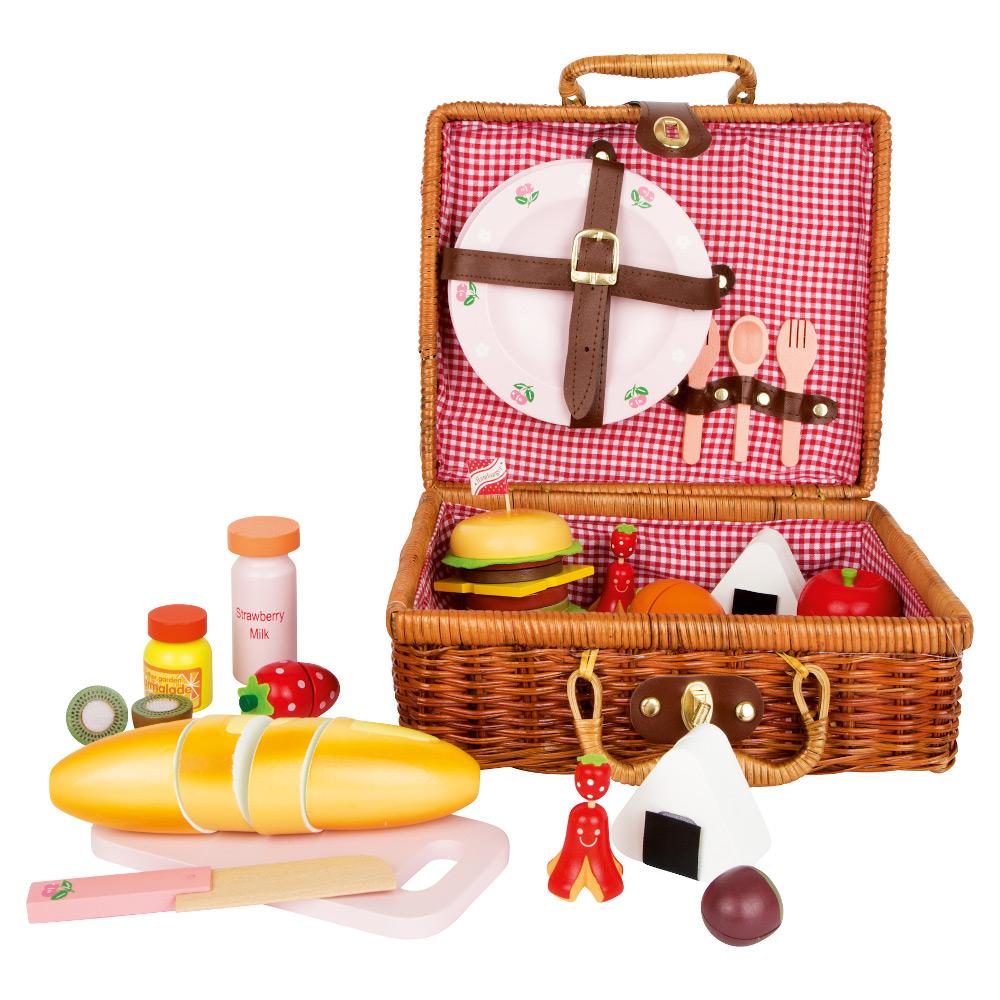 Cesto da picnic giocattolo Merendina